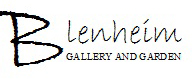 Blenheim Gallery and Garden Logo