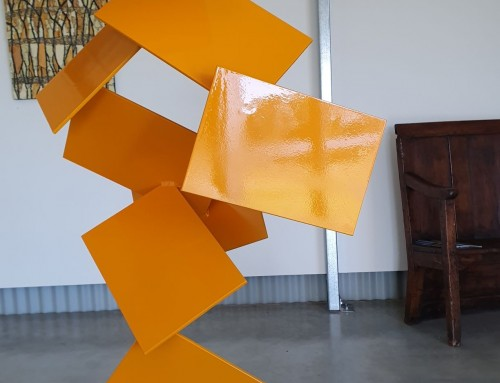 Gallery Exhibition and Sculptures